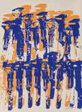 Prints:Contemporary, Arman (1928-2005). Soldaten, 1979. Screenprint in colors onpaper. 30 x 22-1/4 inches (76.2 x 56.5 c...