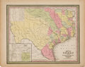 Books:Maps & Atlases, [S. Augustus Mitchell]. Thomas Cowperthwait. Map of Texas from the Most Recent Authorities....