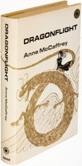 Books:Science Fiction & Fantasy, Anne McCaffrey. Dragonflight. New York: [1969]. First edition in hardcover....