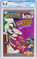 Silver Age (1956-1969):Superhero, Detective Comics #365 (DC, 1967) CGC NM- 9.2 Off-white pages....