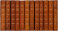 Books:World History, Major Arthur Griffiths. The History and Romance of Crime.London: [1900]. Edition Nationale, limited to 1,000 sets....(Total: 12 Items)