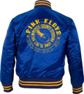 Music Memorabilia:Costumes, Pink Floyd In The Flesh Milwaukee County Stadium June 15, 1977 Crew Jacket....