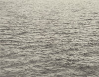 Vija Celmins (b. 1938) Drypoint-Ocean Surface, 1983 Drypoint on Arches Satine paper, with full margi
