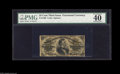 Fractional Currency:Third Issue, Fr. 1300 25¢ Third Issue PMG Extremely Fine 40. Fr. 1300 is one of the classic Fractional Currency rarities. Only a few more...