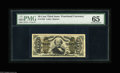 Fractional Currency:Third Issue, Fr. 1328 50¢ Third Issue Spinner PMG Gem Uncirculated 65. 65 certainly seems on the conservative side for this fully bright,...