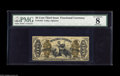 Fractional Currency:Third Issue, Fr. 1344 50c Third Issue Justice PMG Very Good 8. The note has several repaired tears, which are mentioned in the PMG commen...