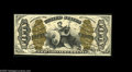 Fractional Currency:Third Issue, Fr. 1345 50¢ Third Issue Justice Gem New. The margins on this scarce Red Back Justice are close in a few spots, but they nev...