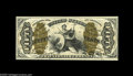 Fractional Currency:Third Issue, Fr. 1346 50¢ Third Issue Justice Gem New. A spectacular Red Back Justice, with primarily oversize margins. The right face ma...