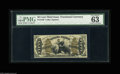Fractional Currency:Third Issue, Fr. 1348 50¢ Third Issue Justice PMG Choice Uncirculated 63. Fr. 1348 is one of the important Justice rarities, and this is ...