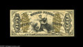 Fractional Currency:Third Issue, Fr. 1357 50¢ Third Issue Justice Very Choice New. This 1357 Red Back hand-signed Fiber Paper Justice is right at the very ed...