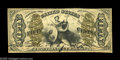 Fractional Currency:Third Issue, Fr. 1357 50¢ Third Issue Justice About New. There is a very small, well executed repair in the top margin that would be spot...
