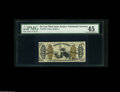 Fractional Currency:Third Issue, Fr. 1370 50c Third Issue Justice PMG Choice Extremely Fine 45. Very nicely margined and with terrific color for a fiber pape...