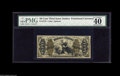Fractional Currency:Third Issue, Fr. 1373 50c Third Issue Justice PMG Extremely Fine 40. Very nicely margined example of this much rarer fiber-paper number. ...