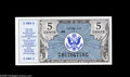 Military Payment Certificates:Series 472, Series 472 5¢, 10¢, 25¢ Choice New or Better. All three of these certificates are from their respective first printings. ... (3 notes)