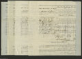 Miscellaneous:Other, Wisconsin Aid to Volunteers Forms from the Civil War. . ... (Total:5 items)