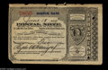 Miscellaneous:Other, Horton, Kansas Postal Note A Postal Note dated June 18, 1894 for 2cents. This is a very scarce item and is the first Posta...