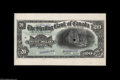 Canadian Currency: , Toronto, ON- Sterling Bank of Canada $20 Apr. 25 1906 CharltonUnlisted (700-10-06P) Face Proof This $20 face proof has bee...