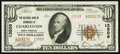 National Bank Notes:West Virginia, Charleston, WV - $10 1929 Ty. 2 The NB of Commerce Ch. # 13509. ...