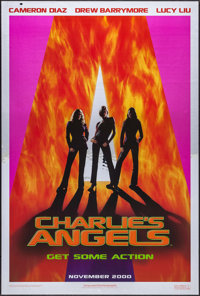"Charlie's Angels (Columbia, 2000). Mylar One Sheet (27"" X 40"") SS Advance. Action"