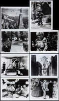 """Movie Posters:Science Fiction, Forbidden Planet & Others Lot (circa 1980s) Restrike Photos(36) (8"""" X 10""""). Science Fiction.. ... (Total: 36 Items)"""