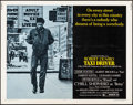"""Movie Posters:Crime, Taxi Driver (Columbia, 1976). Half Sheet (22"""" X 28""""). Crime.. ..."""