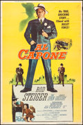 "Movie Posters:Crime, Al Capone (Allied Artists, 1959). Poster (30"" X 40""). Crime.. ..."