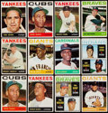 Baseball Cards:Lots, 1964 Topps Baseball Collection (630+). . ...