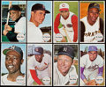Baseball Cards:Sets, 1964 Topps Giants Baseball Complete Set (60). . ...