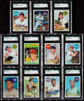 Baseball Cards:Sets, 1969 Topps Baseball Complete Set (664). . ...
