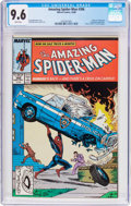Modern Age (1980-Present):Superhero, The Amazing Spider-Man #306 (Marvel, 1988) CGC NM+ 9.6 Whitepages....