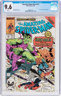 Modern Age (1980-Present):Superhero, The Amazing Spider-Man #312 (Marvel, 1989) CGC NM+ 9.6 Whitepages....