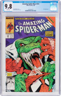 Modern Age (1980-Present):Superhero, The Amazing Spider-Man #313 (Marvel, 1989) CGC NM/MT 9.8 Whitepages....