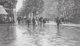 Alfred Stieglitz (American, 1864-1946) A Wet Day on the Boulevard, Paris, 1897 Photogravure 3-1/2 x 6-1/4 inches (8.9...