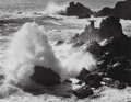 Photographs:Gelatin Silver, Ansel Adams (American, 1902-1984). Storm Surf, Timber Cove,California, 1963. Gelatin silver. 7 x 9 inches (17.8 x 22.9 ...