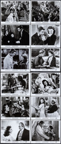 "Movie Posters:Academy Award Winners, Gone with the Wind (MGM, R-1974). Very Fine-. Photos (24) (8"" X 10""). Academy Award Winners.... (Total: 24 Items)"