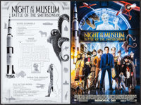 Night at the Museum: Battle of the Smithsonian & Other Lot (20th Century Fox, 2009). Mini Posters (46) Identical (13...