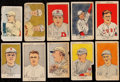 Baseball Cards:Lots, 1923 W515-1 & 1923 W515-2 Collection (22) With Stars &HoFers. ...