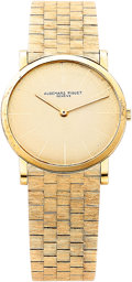 Estate Jewelry:Watches, Audemars Piguet Gentleman's Gold Watch. ...