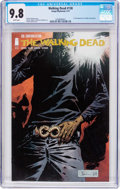 Modern Age (1980-Present):Horror, The Walking Dead #138 (Image, 2015) CGC NM/MT 9.8 White pages....