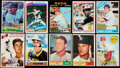 Baseball Cards:Lots, 1950's - 1980's Baseball Stars & Hall of Famers Collection(22). ...