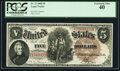 Large Size:Legal Tender Notes, Fr. 72 $5 1880 Legal Tender PCGS Extremely Fine 40.
