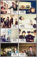 "Movie Posters:Action, Death Wish (Paramount, 1974). Lobby Card Set of 8 (11"" X 14"").Action.. ... (Total: 8 Items)"