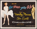 """Movie Posters:Comedy, The Seven Year Itch (20th Century Fox, 1955). Title Lobby Card (11""""X 14""""). Comedy.. ..."""