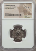 Ancients:Ancient Lots , Ancients: ANCIENT LOTS. Roman Imperial. Probus (AD 276-282). Lot oftwo (2) BI antoniniani. NGC Choice AU-Choice AU 4/5 - 4/5,Silvered.... (Total: 2 coins)