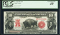 Large Size:Legal Tender Notes, Fr. 120 $10 1901 Legal Tender PCGS Extremely Fine 40.. ...