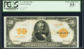 Large Size:Gold Certificates, Fr. 1198 $50 1913 Gold Certificate PCGS Choice About New 55.. ...