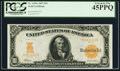 Large Size:Gold Certificates, Fr. 1169a $10 1907 Gold Certificate PCGS Extremely Fine 45PPQ.. ...