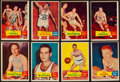 Basketball Cards:Lots, 1957 Topps Basketball Collection (49). ...