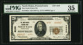 National Bank Notes:Pennsylvania, North Wales, PA - $20 1929 Ty. 2 The North Wales NB Ch. # 4330. ...