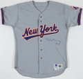 Autographs:Jerseys, Circa 93 Eddie Murray Signed, Game Used New York Mets Jersey.. ...